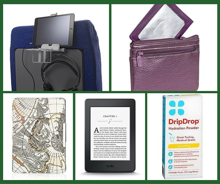 My favorite new travel gear for 2015. You'll find these smart, lightweight travel products in my carryon.