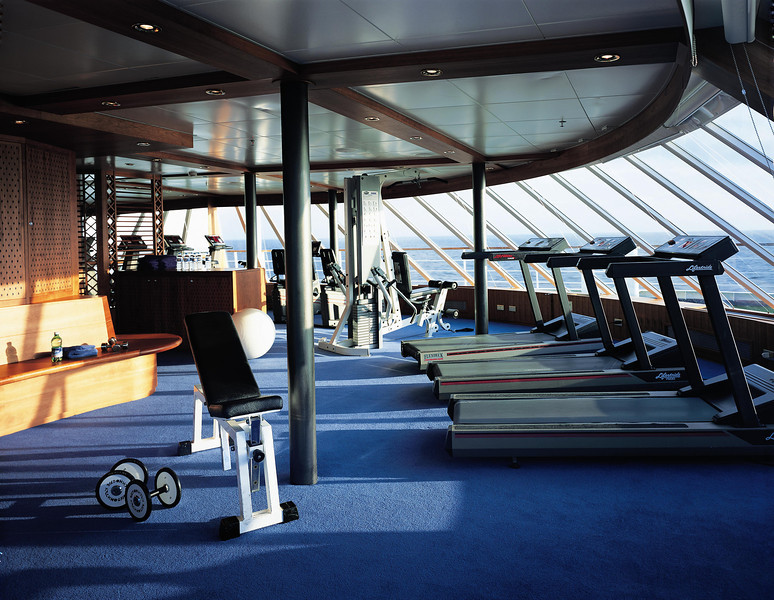 Gym on Silver Cloud