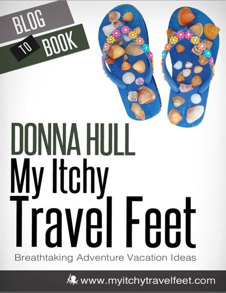 The best of My Itchy Travel Feet in a book