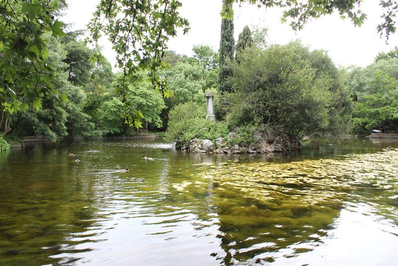 El Parque Capricho, Madrid