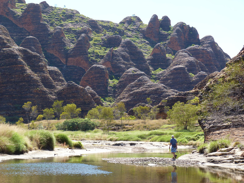 Cathedral Gorge in the Kimberley Region