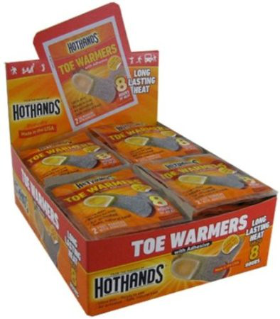 Hot Hands warmers