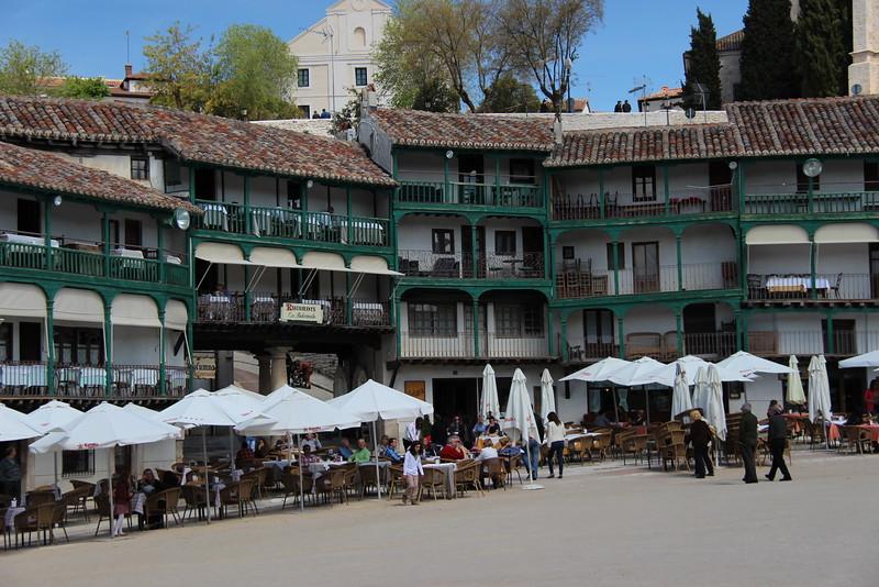 Chinchon Plaza