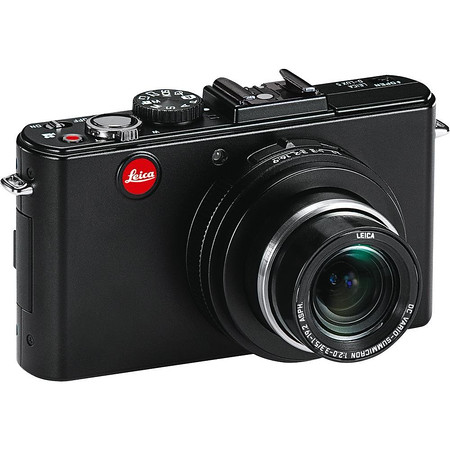 Leica D-LUX5 10.1 MP Compact Digital Camera with Super-Fast f/2.0 Lens