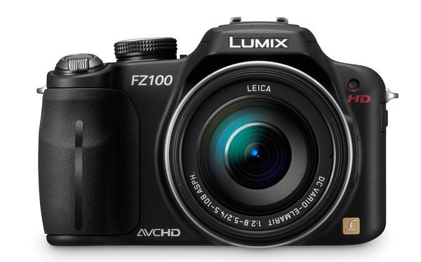Panasonic Lumix FZ100 digital compact camera