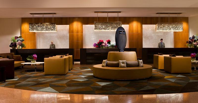 Even the lobby at the Four Seasons Sydney Hotel is luxurious. #luxurytravel #sydney