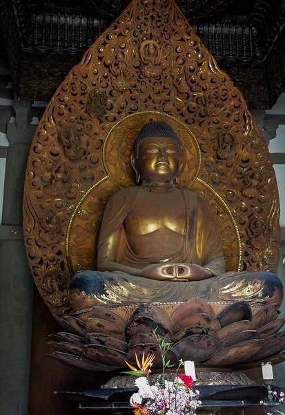 Byodo-in Temple_Amida Buddha