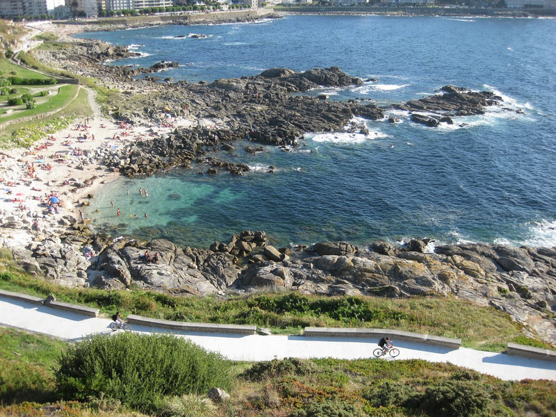 Explore the Baiona Coast on a road trip through the Lower Rias of Spain.