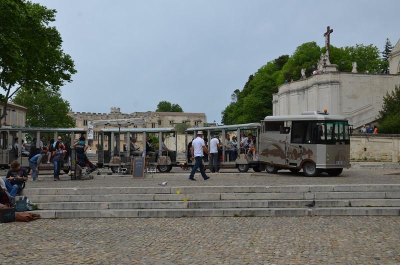Le Petite Train d'Avignon